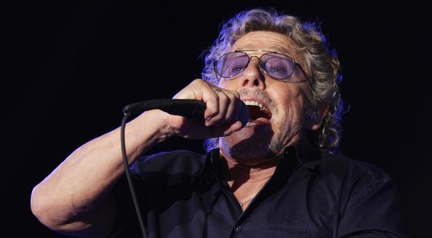 Who frontman Roger Daltreysaid he was perplexed by the number of fans with their eyes on their phones rather than the stage