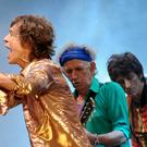 The Rolling Stones will perform at the festival