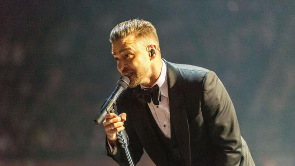 Justin Timberlake will perform in Stockholm