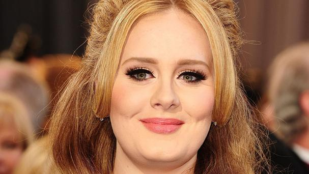 Adele is already worth £85 million