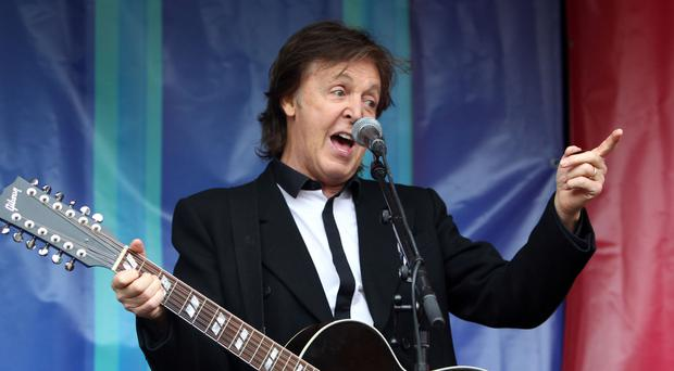 Sir Paul McCartney said he took to drink and considered giving up music after The Beatles broke up