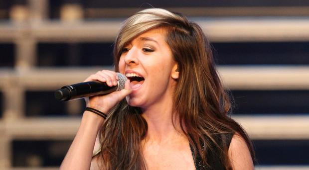 Christina Grimmie has been shot dead in Florida (AP)
