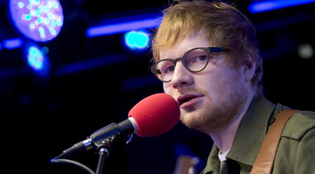 Ed Sheeran has two sold out shows at the 3Arena, Dublin.