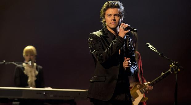 Harry Styles Stops Concert to Give Heartfelt Speech About Manchester Attack