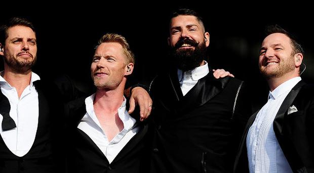 It's happening! Boyzone confirm their reunion and tour dates