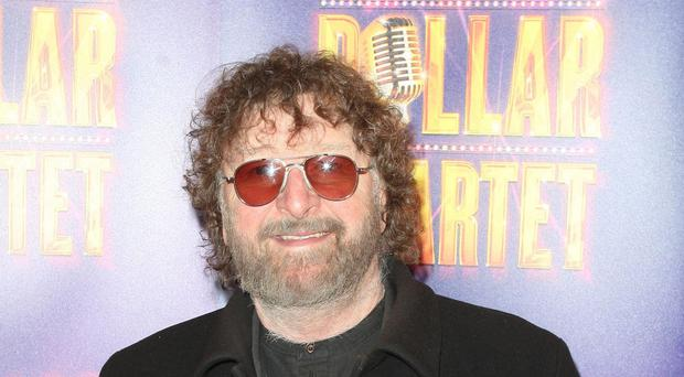 Chas Hodges, one half of Chas and Dave (Dominic Lipinski/PA)