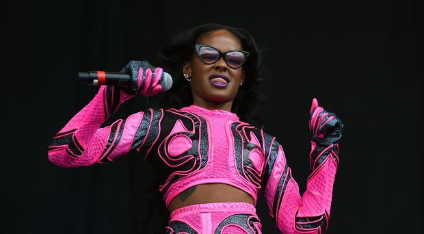 Azealia Banks (Joe Giddens/PA)