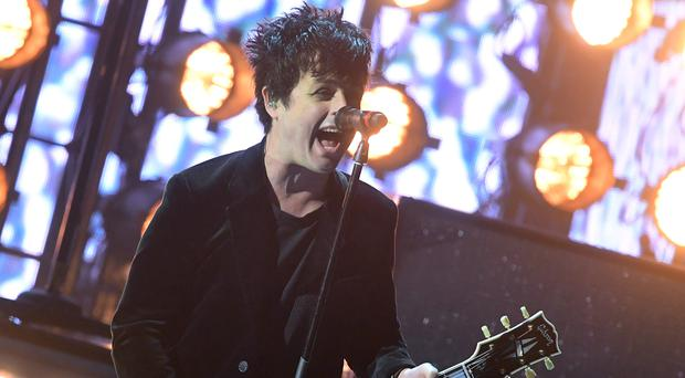 Green Day (Ian West/PA)