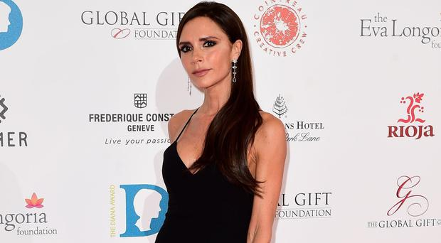 Victoria Beckham's daughter learns that 'mummy was a pop star' (Ian West/PA)