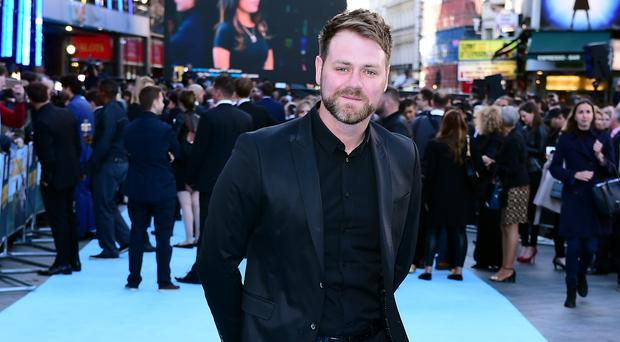 Brian McFadden has been hanging out with Boyzone (Ian West/PA)