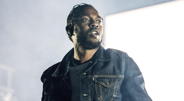 Kendrick Lamar leads the way with eight nominations (Amy Harris/AP)