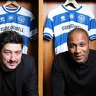 Marcus Mumford and Les Ferdinand (Andrew Cotterill)