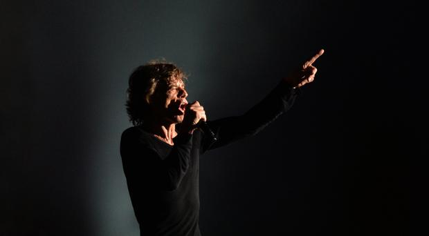 Sir Mick Jagger has new music (Anthony Devlin/PA)