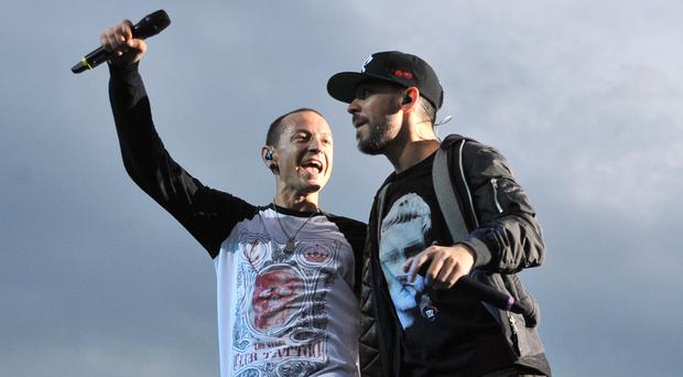 Lana Del Rey and Linkin Park dominate album charts (Lewis Stickley/PA)