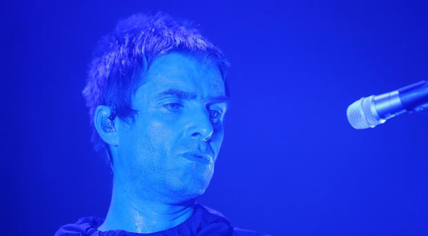 Liam Gallagher says he was a key component of Oasis (Owen Humphreys/PA)