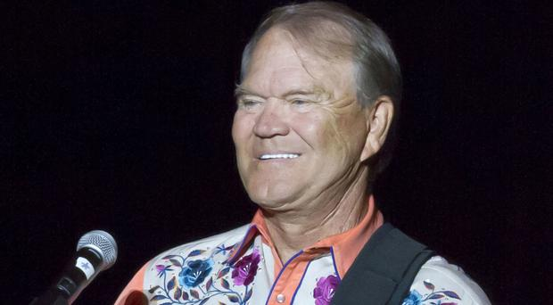 Glen Campbell has died (Danny Johnston/AP)