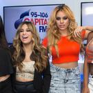 Fifth Harmony are now a quartet (Daniel Leal-Olivas/PA)