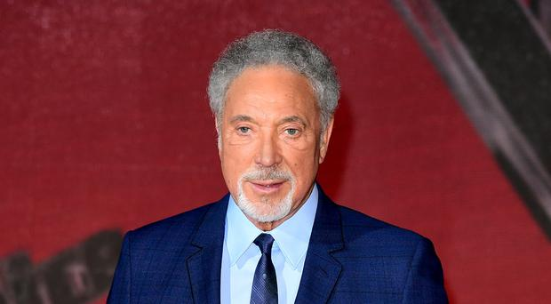 Sir Tom Jones (Ian West/PA)