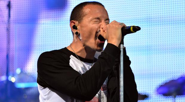 Chester Bennington's Widow Reveals Photo of the Musician Just Before His Death