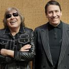 Jose Feliciano and Jools Holland.