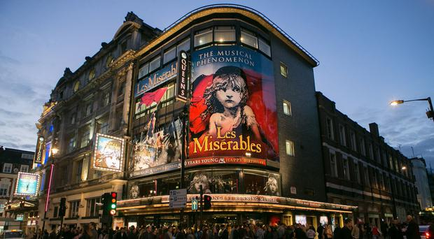 Les Miserables 30th Anniversary Gala Performance – London