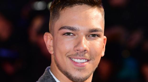 X-Factor winner Matt Terry, who has said he was nearly shot by police while recording his new album in the United States. (Ian West/PA)