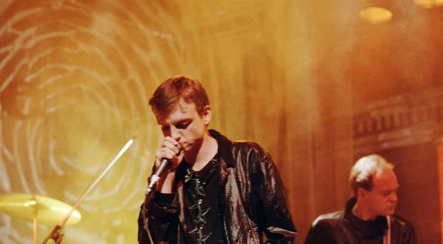 Mark E Smith (ITV/REX/Shutterstock)