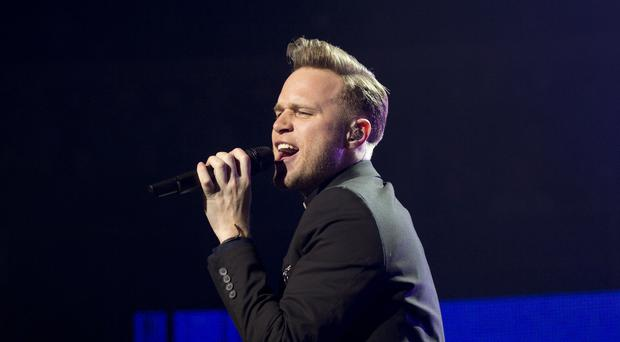 Olly Murs (PA)