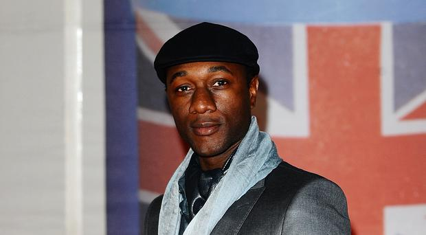 Aloe Blacc (Ian West/PA)