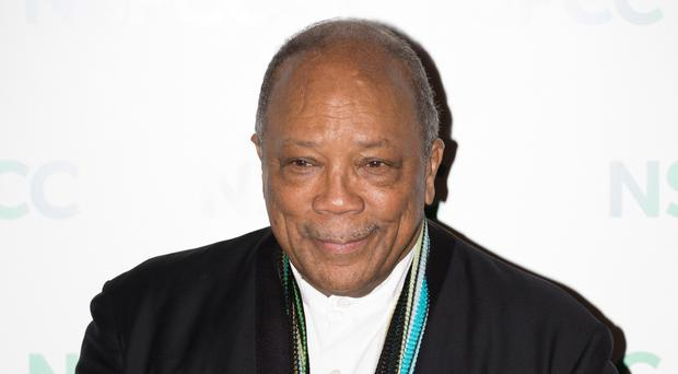 Quincy Jones was critical of The Beatles (Daniel Leal-Olivas/PA)