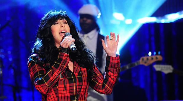 Cher has voiced her backing for an environmental campaign to ban any new oil and gas exploration in Ireland (Ian West/PA)