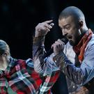 Justin Timberlake settles for number two with new album (Matt York/AP)