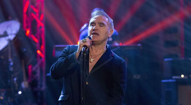 Morrissey is an avid animal rights campaigner (Isabel Infantes/PA)