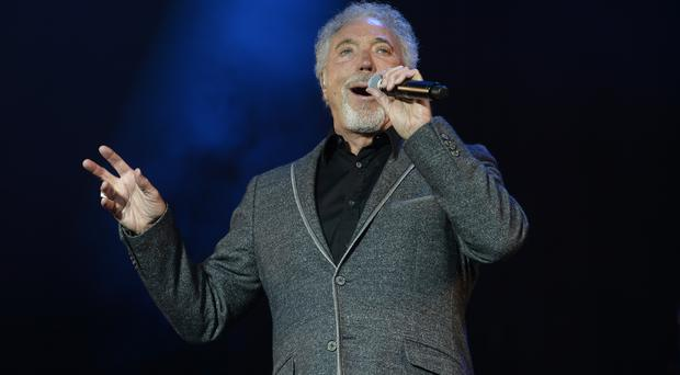 Sir Tom Jones will play on August 6 (Joe Giddens/PA)