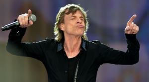 Mick Jagger from The Rolling Stones performs on stage (Anthony Devlin/PA)