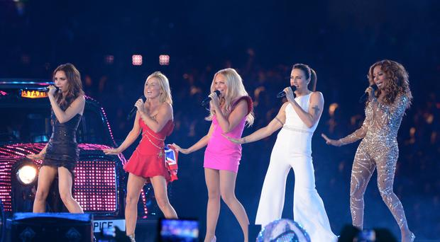 Spice Girls (Anthony Devlin/PA)