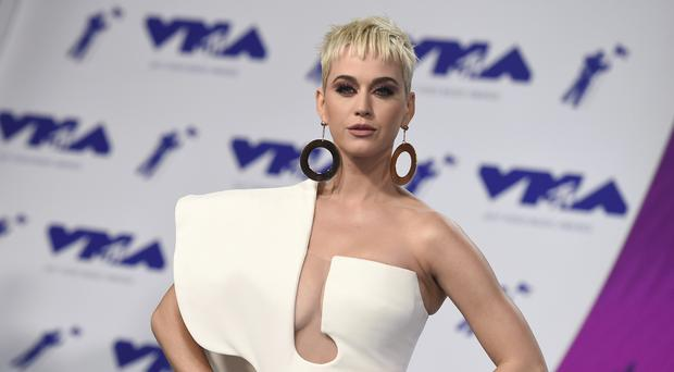 Katy Perry is a judge on the TV show American Idol (Jordan Strauss/Invision/AP, File)