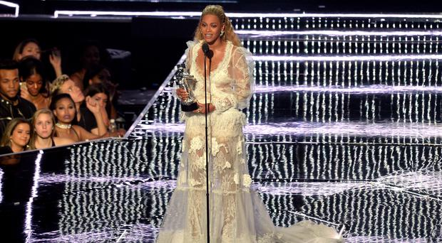Fans have been speculating on who bit music star Beyonce at a party (PA)