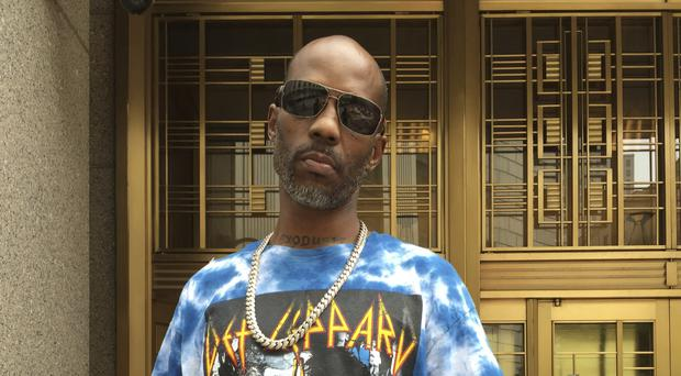 DMX, the rapper also known as Earl Simmons (AP Photo/Larry Neumeister)