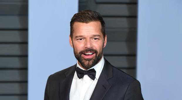 Ricky Martin officially came out after years of speculation about his sexuality (PA)