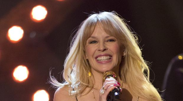 Kylie Minogue (PA Images on behalf of So TV)