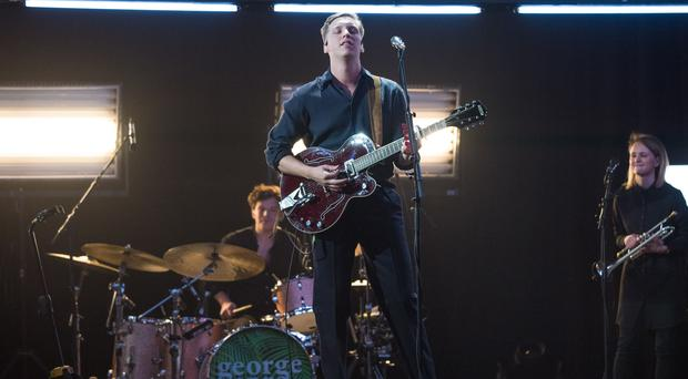 George Ezra (Matt Crossick/PA)