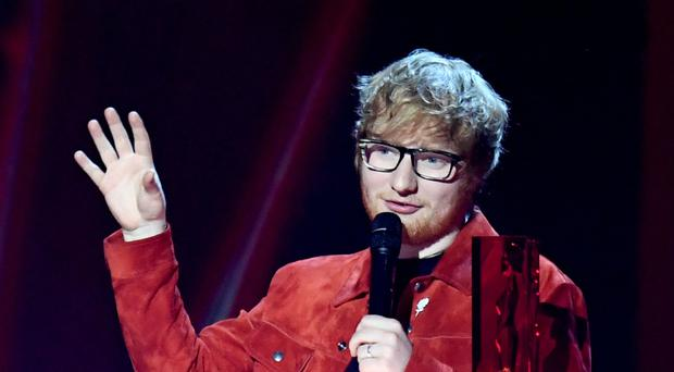 Ed Sheeran is nominated for 15 Billboard Music Awards