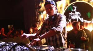 Avicii performing in Utah in 2013 (Barry Brecheisen/Invision for Park City Live/AP Images)