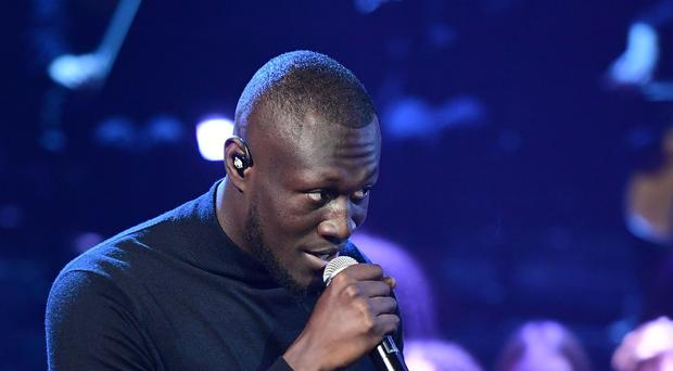 Stormzy is up for two awards (Ian West/PA)