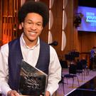 Royal wedding cellist Sheku Kanneh-Mason scores new chart high (Mark Allan/BBC/PA)