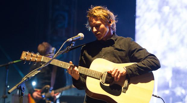 Could Ben Howard knock The Greatest Showman from the charts top spot? (Katja Ogrin/PA)
