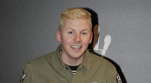 Professor Green has opened up about an abortion many years ago (Tim Ireland/PA)