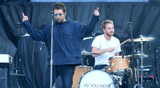 Liam Gallagher will headline one of this year's Belsonic gigs (Ian West/PA)