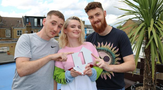 Clean Bandit have landed another number one with Demi Lovato collaboration Solo. (OfficialCharts.com)